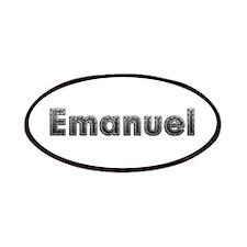 Emanuel Metal Patch