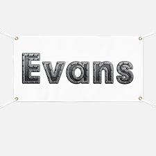 Evans Metal Banner