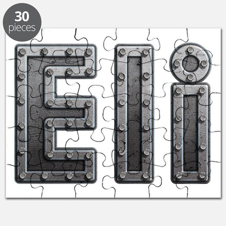 Eli Metal Puzzle