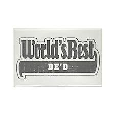 WB Grandpa [Czech] Rectangle Magnet