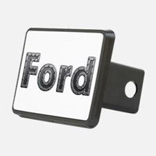 Ford Metal Hitch Cover