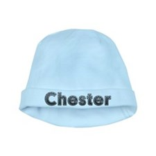 Chester Metal baby hat