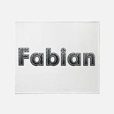 Fabian Metal Throw Blanket