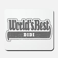 WB Grandpa [Croatian] Mousepad