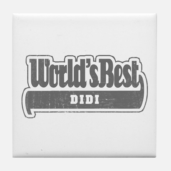 WB Grandpa [Croatian] Tile Coaster