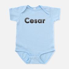 Cesar Metal Body Suit