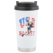 USA hockey Travel Mug