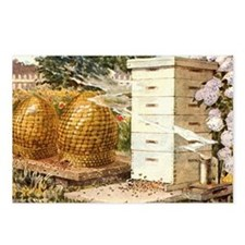 Beehive Postcards (Package of 8)