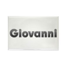 Giovanni Metal Rectangle Magnet