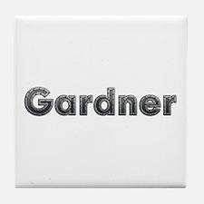 Gardner Metal Tile Coaster