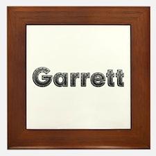 Garrett Metal Framed Tile