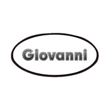 Giovanni Metal Patch