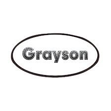 Grayson Metal Patch