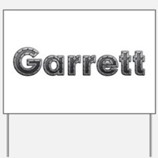 Garrett Metal Yard Sign