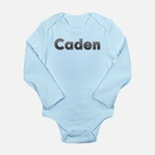 Caden Metal Body Suit