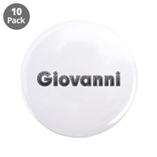 Giovanni Metal Big Button 10 Pack