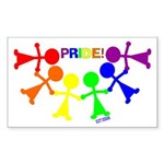 Scott Designs Rectangle Sticker