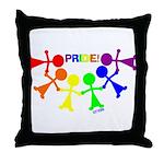 Scott Designs Throw Pillow