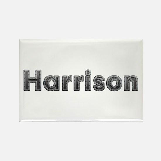 Harrison Metal Rectangle Magnet