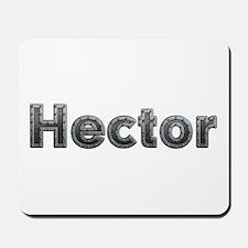 Hector Metal Mousepad