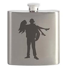 Fireman's Wife Flask