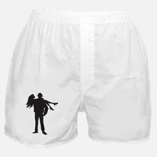 Fireman's Wife Boxer Shorts