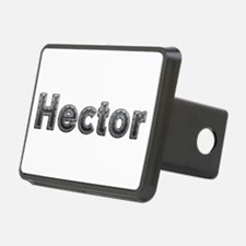 Hector Metal Hitch Cover