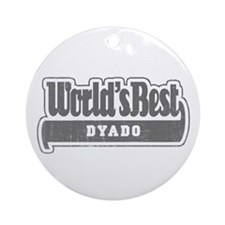 WB Grandpa [Bulgarian] Ornament (Round)