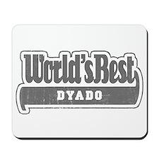 WB Grandpa [Bulgarian] Mousepad