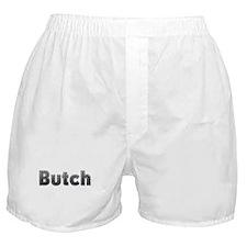 Butch Metal Boxer Shorts