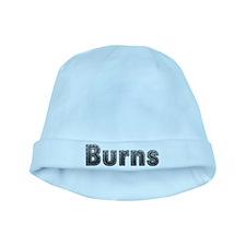 Burns Metal baby hat
