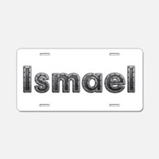 Ismael Metal Aluminum License Plate