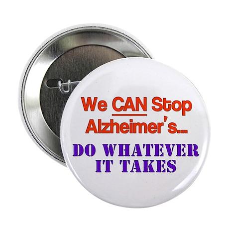 stop alzheimer's Button