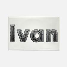 Ivan Metal Rectangle Magnet 100 Pack
