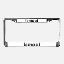 Ismael Metal License Plate Frame