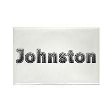 Johnston Metal Rectangle Magnet