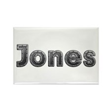 Jones Metal Rectangle Magnet