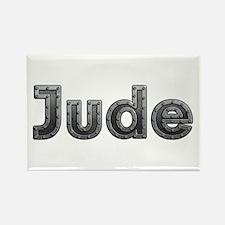 Jude Metal Rectangle Magnet