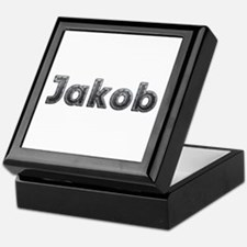 Jakob Metal Keepsake Box