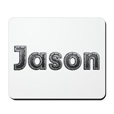 Jason Metal Mousepad