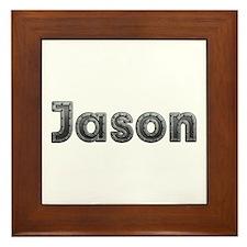 Jason Metal Framed Tile