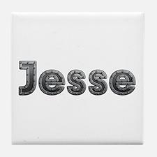 Jesse Metal Tile Coaster