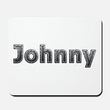 Johnny Metal Mousepad