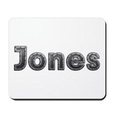 Jones Metal Mousepad