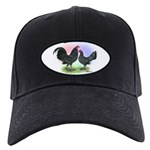 Mottle OE2 Black Cap