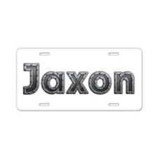 Jaxon Metal Aluminum License Plate