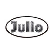 Julio Metal Patch