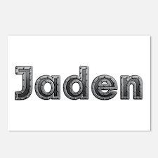 Jaden Metal Postcards 8 Pack