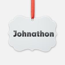 Johnathon Metal Ornament