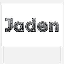 Jaden Metal Yard Sign